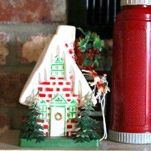 Christmas Decorating Ideas: 7 Years Of Vintage Christmas Displays