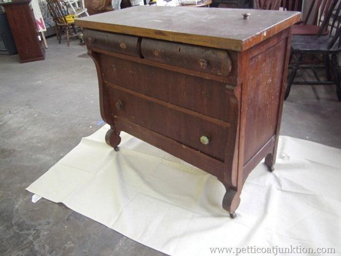 antique empire style furniture