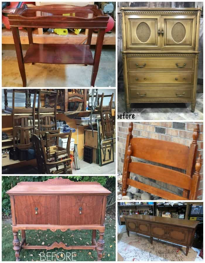 furniture fixer upper projects