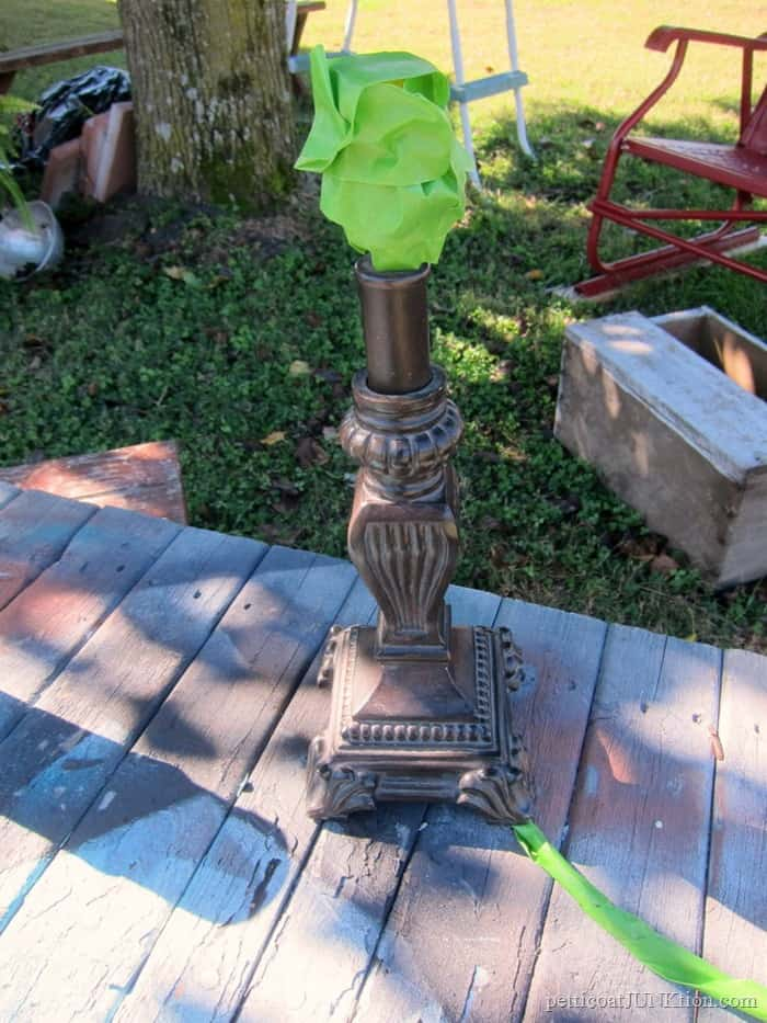 lamp to makeover