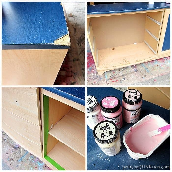 furniture makeovers involve furniture repairs