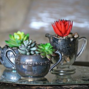 12 silver plate repurpose ideas