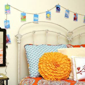Make A Banner Garland In Five Minutes Tops