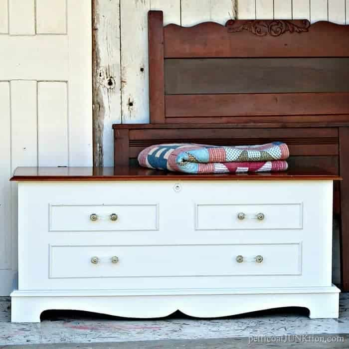 Modernize Outdated Furniture With 3 Simple Changes