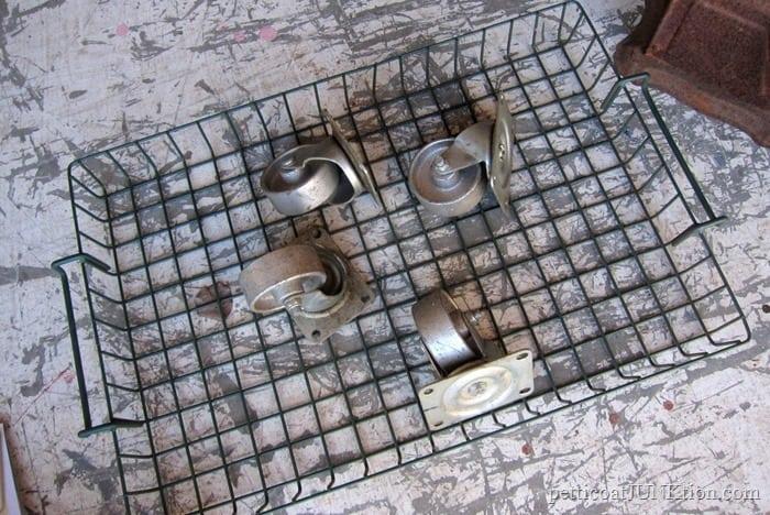 steel casters