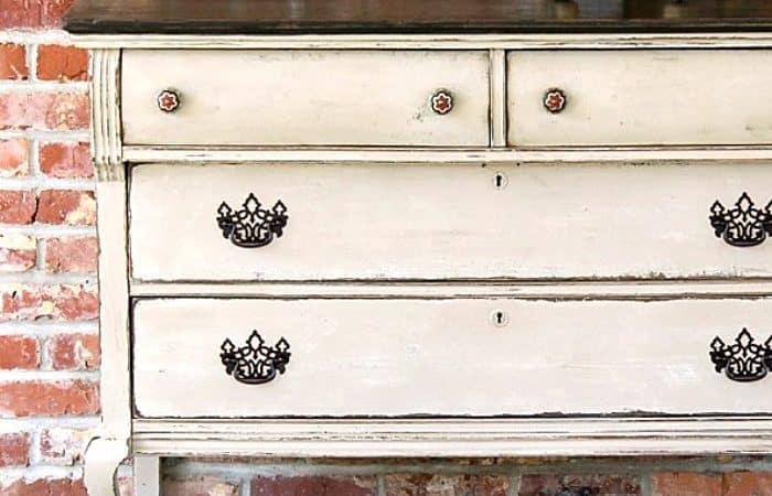 15 Vintage Dresser Makeovers