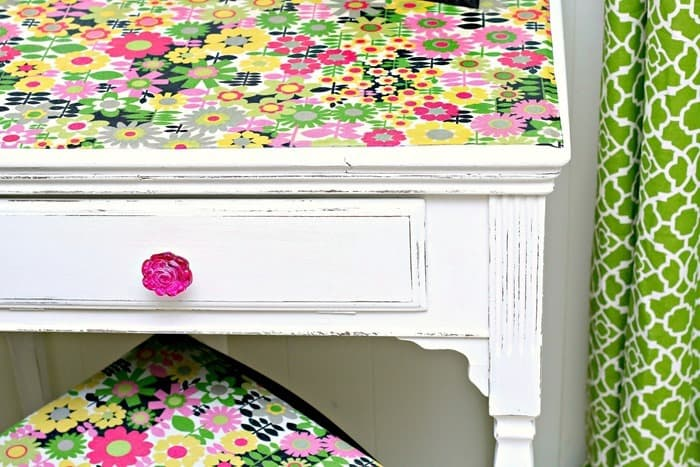 How To Use Mod Podge On Fabric And Furniture