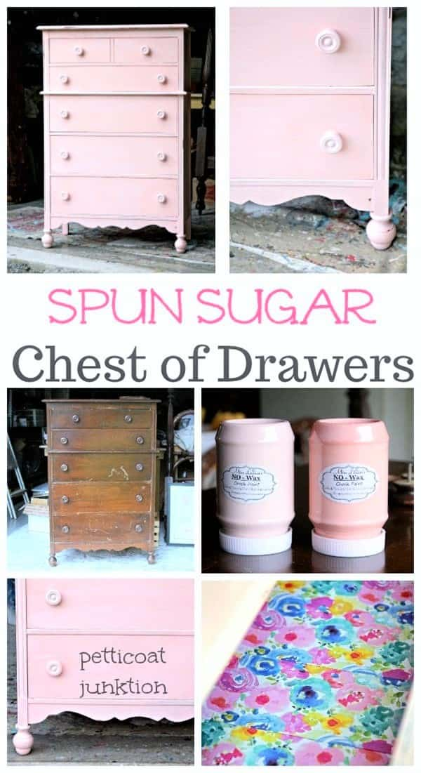 how to paint bedroom furniture pink
