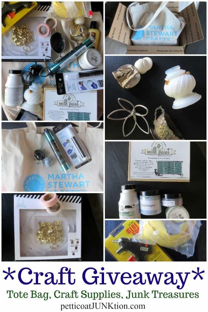 craft giveaway