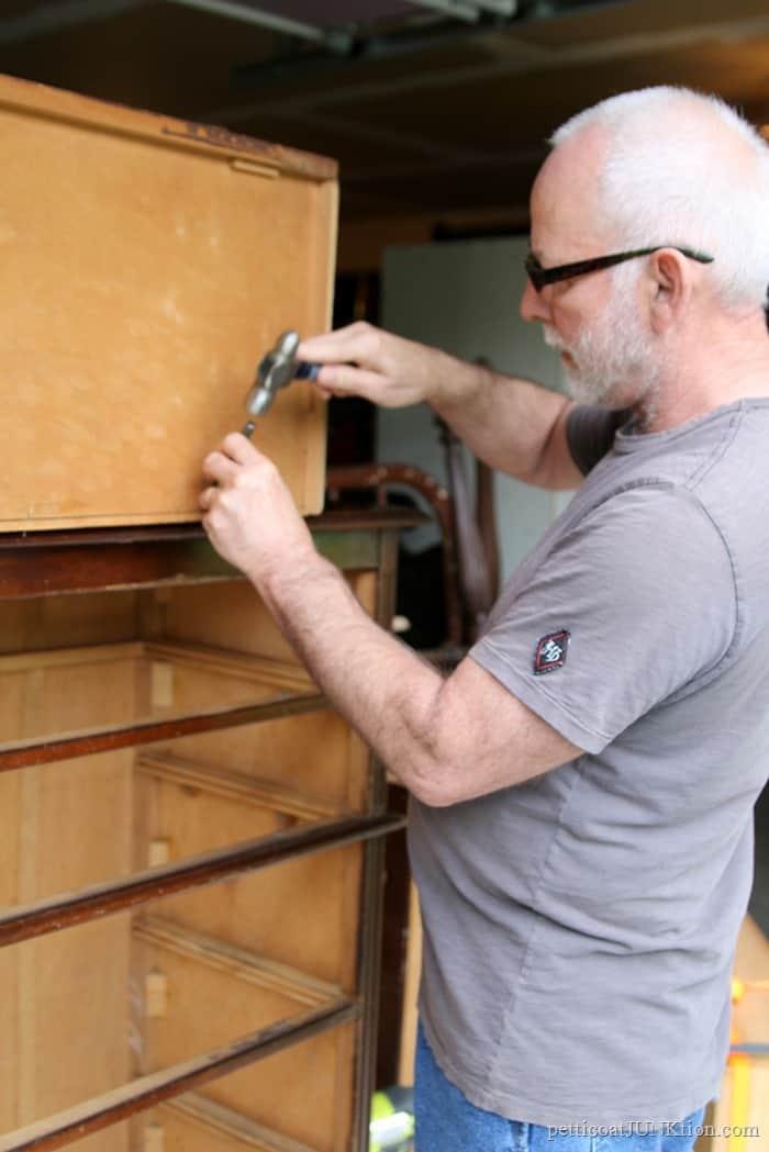 drawer repairs