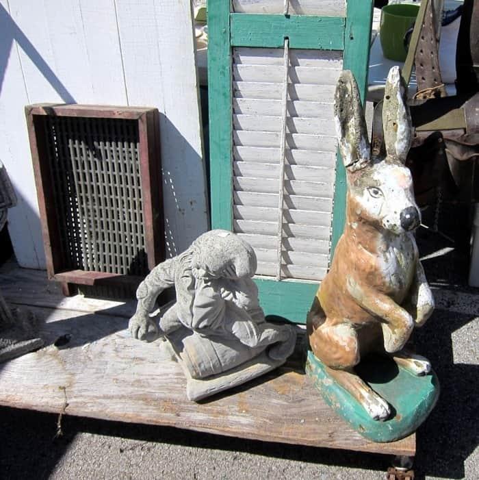 fun finds from the Nashville Flea Market