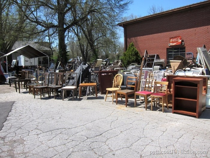 junk shopping in Kentucky