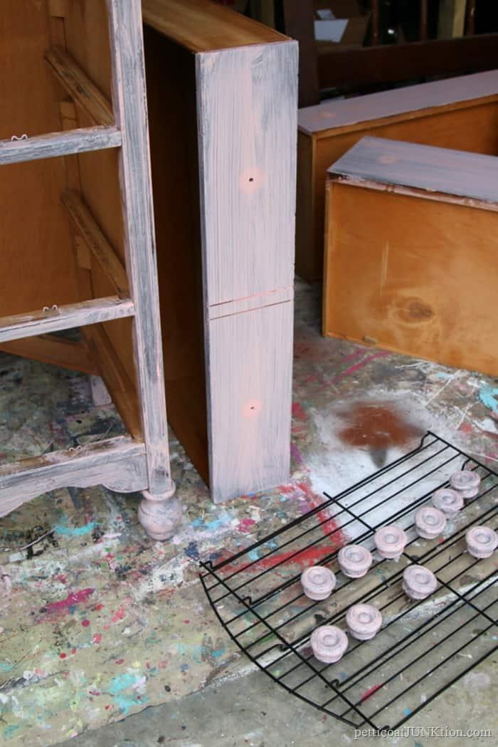 one coat of paint