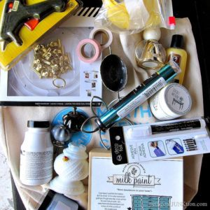 Craft Supplies And Craft Tote Bag Giveaway