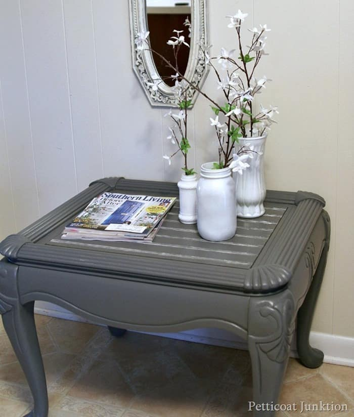 15 Small Table Makeovers With Surprise Endings