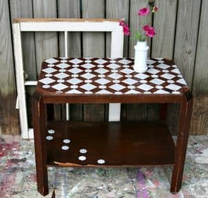 small table makeovers