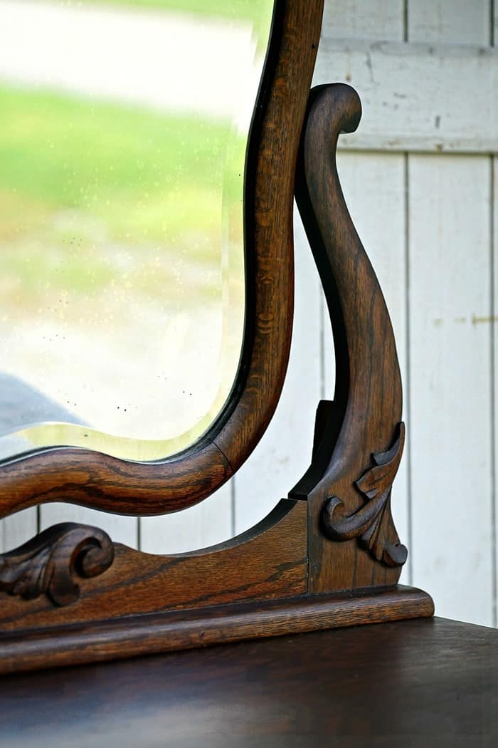 Exceptional Antique Furniture Refurbished Not Painted