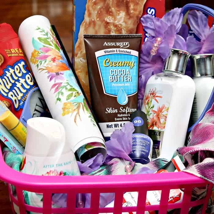 Inexpensive Dollar Tree Gift Baskets Ideas For All Occasions