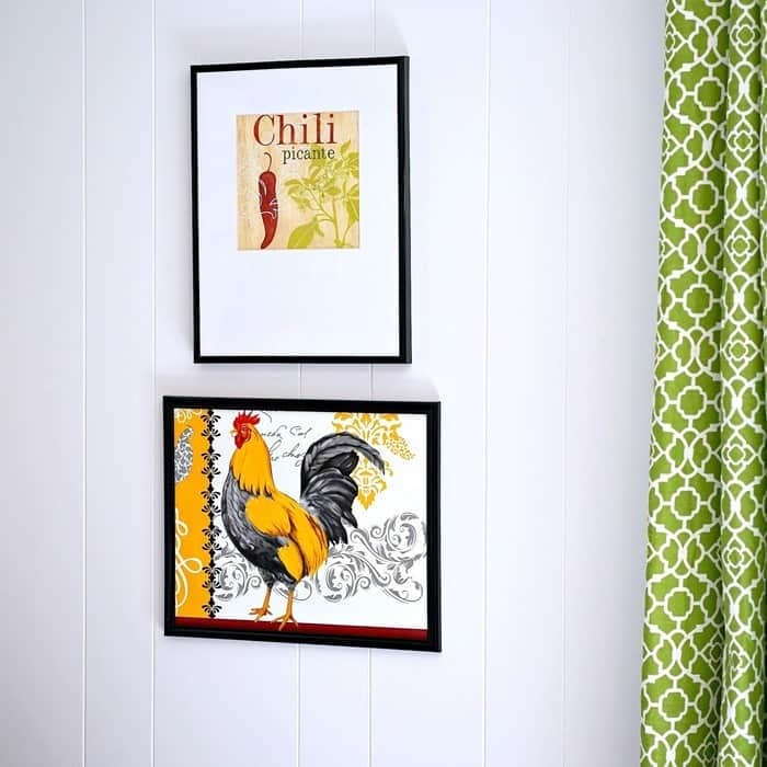 Rooster DIY Project
