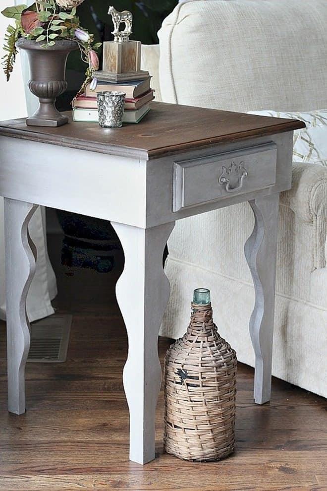 Table Makeover from Refresh Restyle