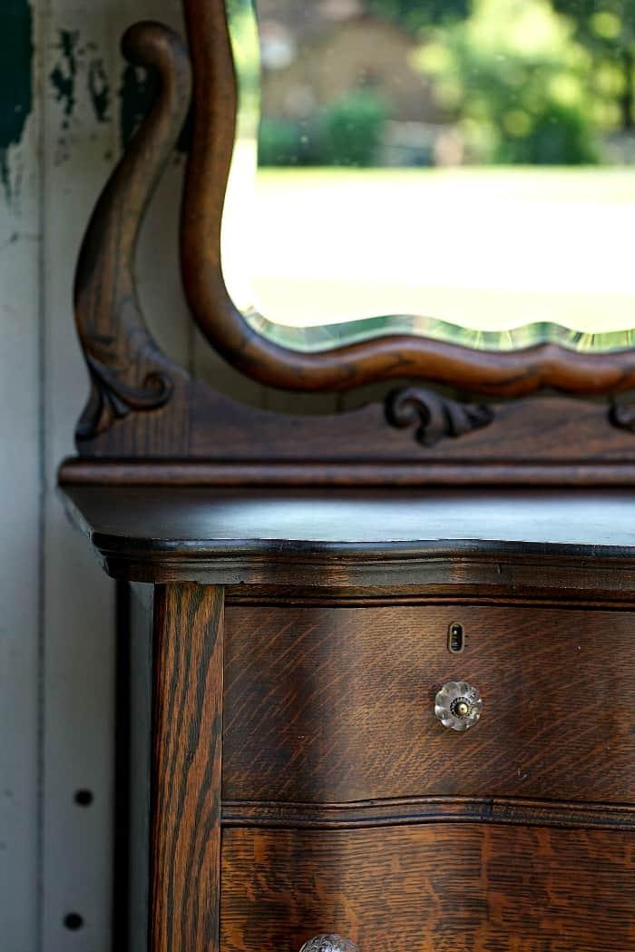 beautifully restored antique furniture