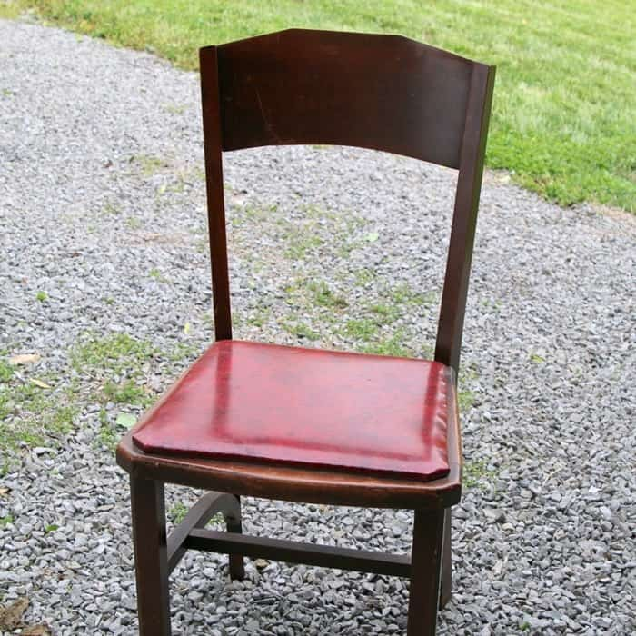 chair for project
