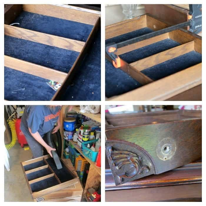 furniture drawer repairs