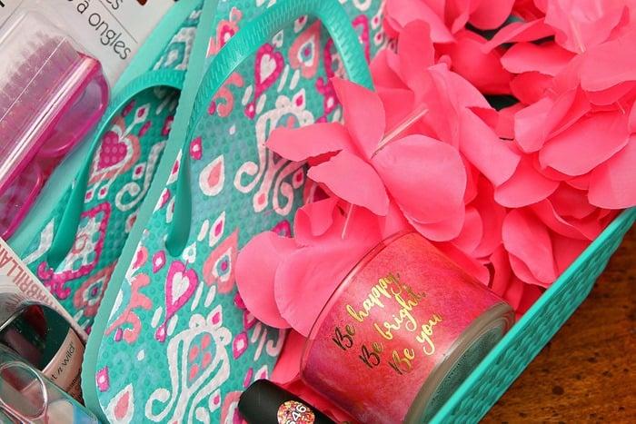 Dollar Tree Gift Basket DIY Gifts For Everyone
