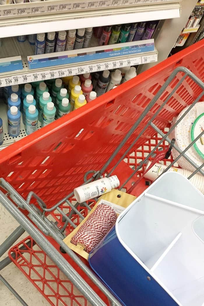 shopping for Delta Acrylic Paint and project items at Target