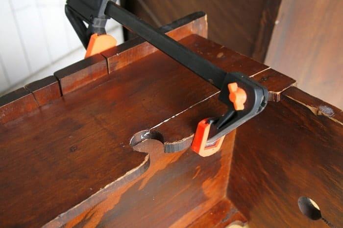 clamps for furniture repairs