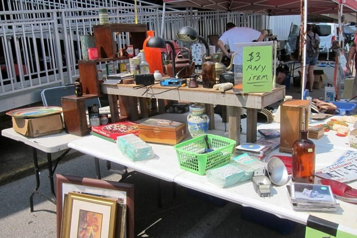 good things spotted at the Nashville Flea Market
