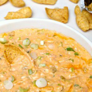 Green Chili Cheese Dip