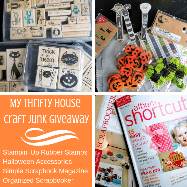 My Thrifty House Giveaway