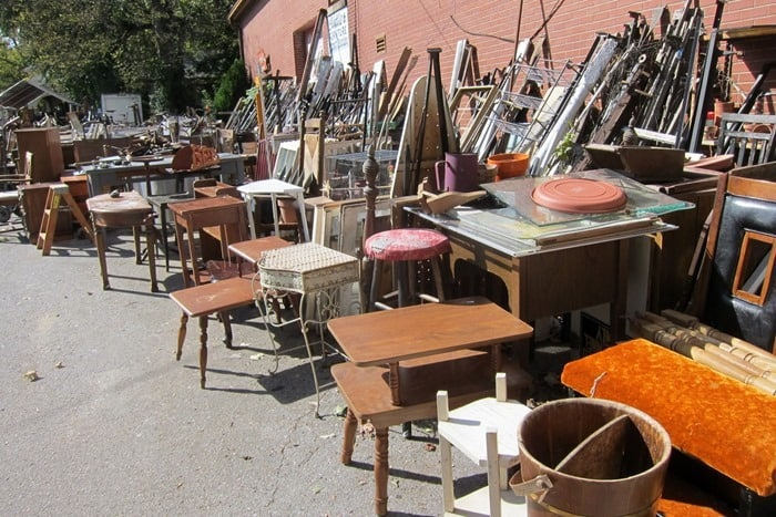 my favorite junk shop by Petticoat Junktion