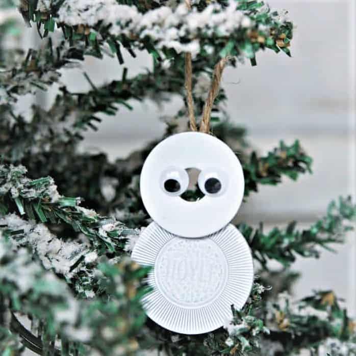 owl snowman ornament (2)