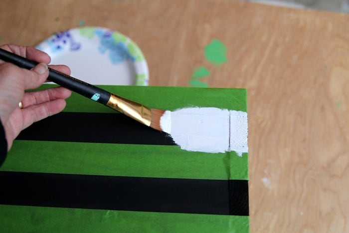 Delta Ceramcoat White paint