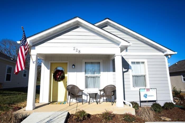 Habitat Home Nashville