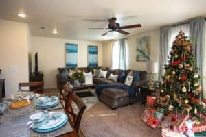 Warrick Dunn Charities Homes for the Holidays
