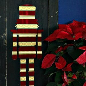 diy nutcracker soldier for Christmas