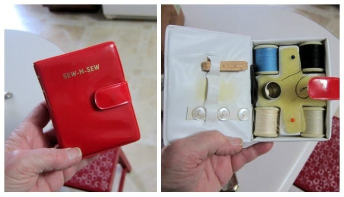 Sew n Sew small sewing kit