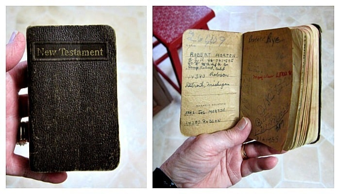 World War II Era Pocket Size New Testament