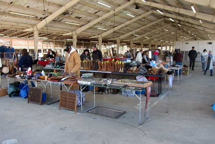 Nashville Flea Market tips and shopping information