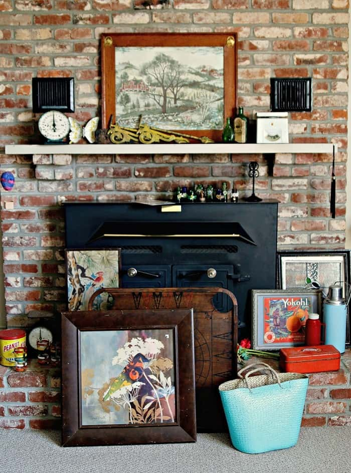 When decorating the mantel shop your home with a mantel decor theme in mind