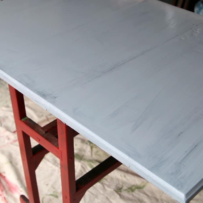 gray primer for furniture