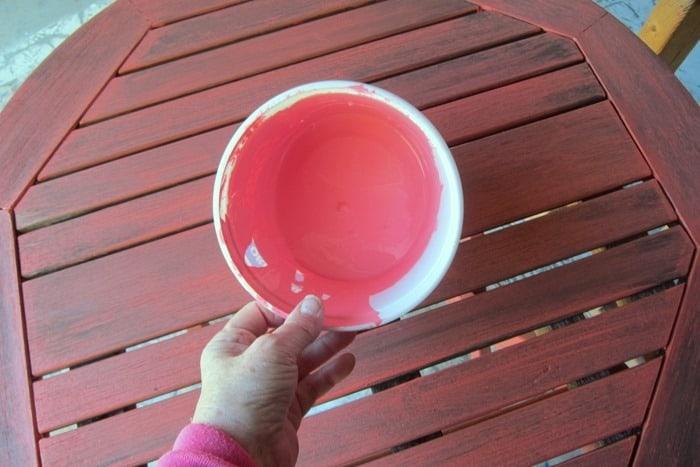 light coral paint color