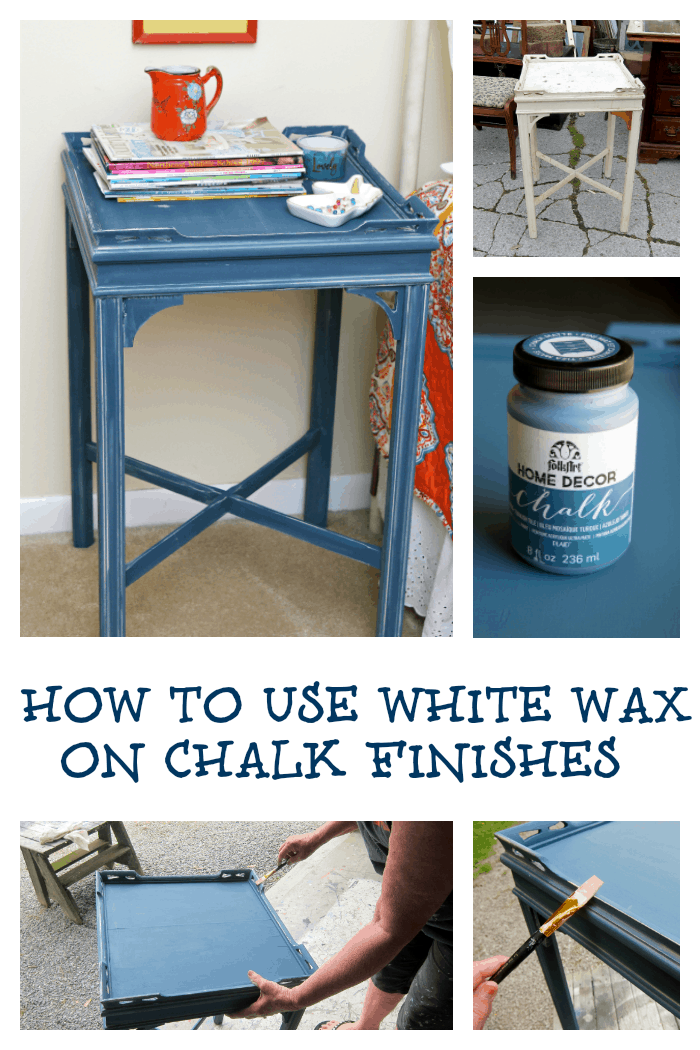 How To Use White Wax Like A Pro