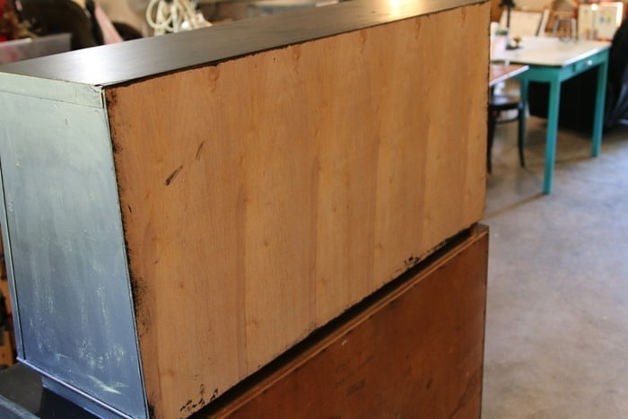 new wood back for old furniture