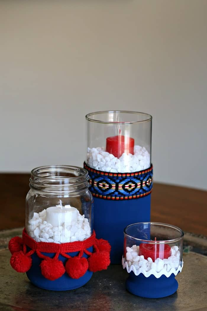 A New Take On Red White And Blue