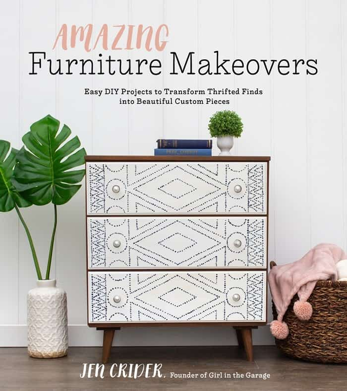 Amazing Furniture Makeovers cover