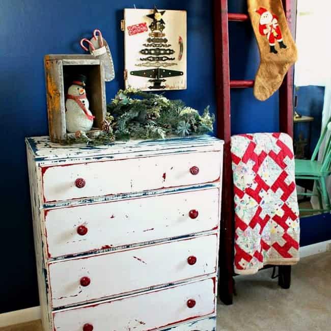 flea market finds make great home decor